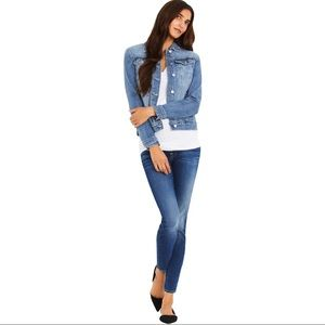 7FAM Maternity Jeans from Pea in a Pod
